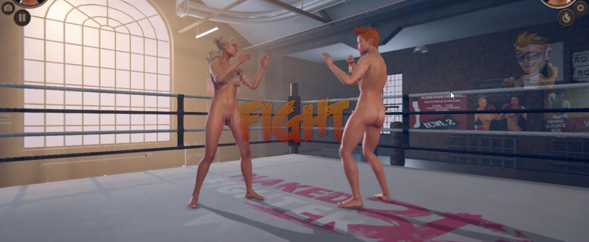 Naked Fighter 3D