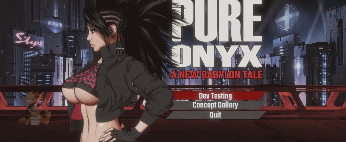 Pure Onyx